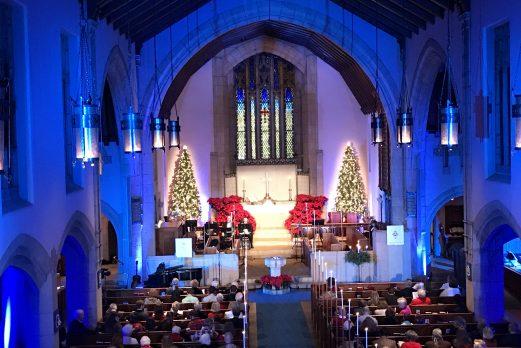 Christmas at Ebenezer