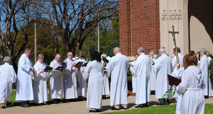 Choir at Ebenezer