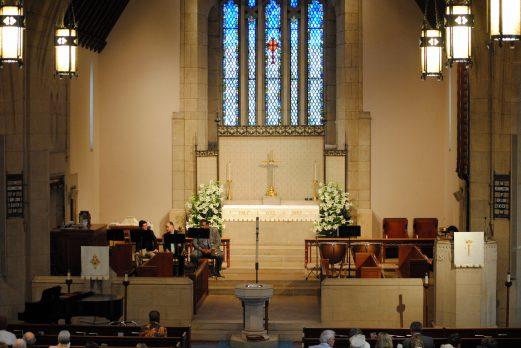 Communion at Ebenezer
