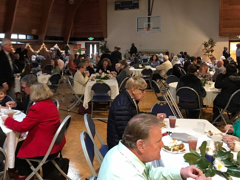 """Fellowship Lunch: """"Sliding Into A New Year of Faith Formation"""""""